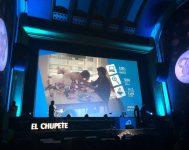 El Chupete Premio TV junio 2014