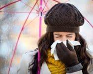 resfriados otoños