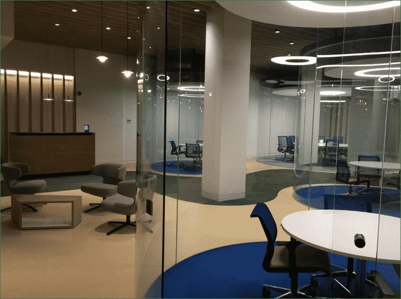 Nueva oficina de protecci n y planificaci n en barcelona for Oficinas bbk en barcelona