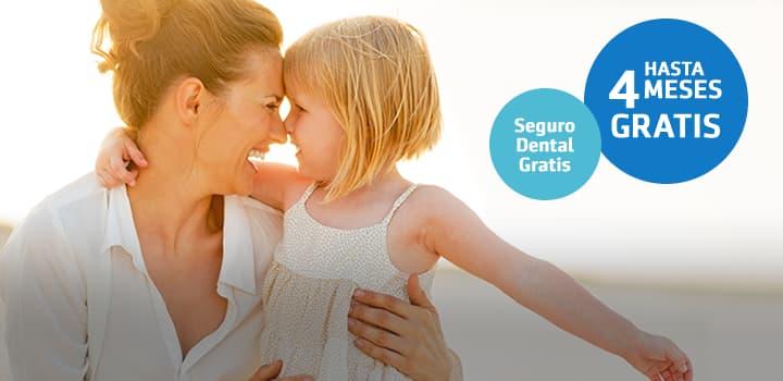 Oferta Aegon Salud Hasta 4 meses gratis