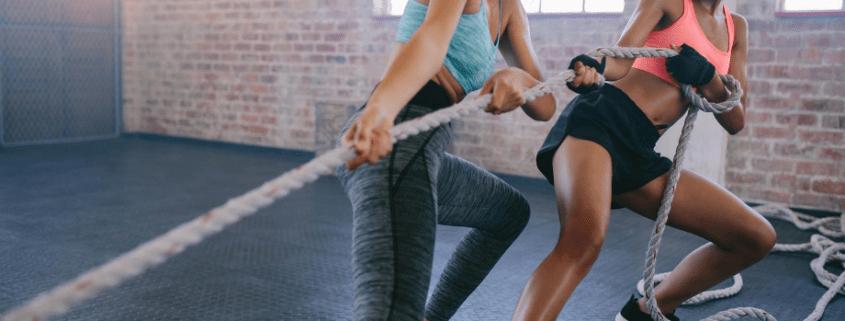 el crossfit es uno de los deportes de moda del 2020