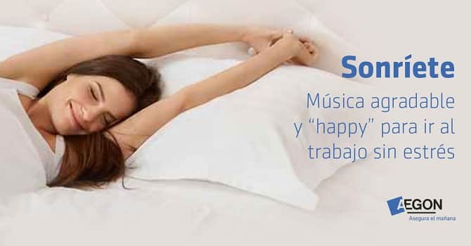 Aegon Musica Spotify Sonriete