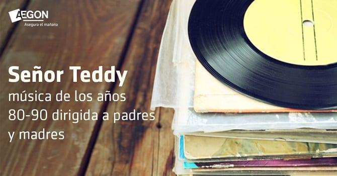 Lista música Spotify Aegon -Señor Teddy