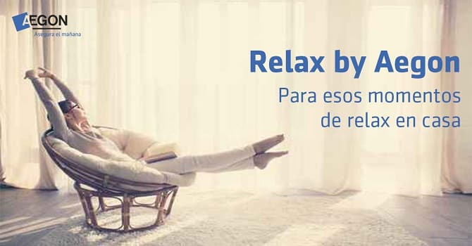 Relax by Aegon música Spotify