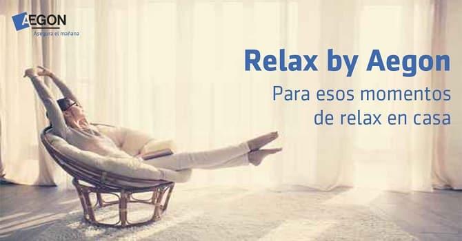 Relax by Aegon música Spotify