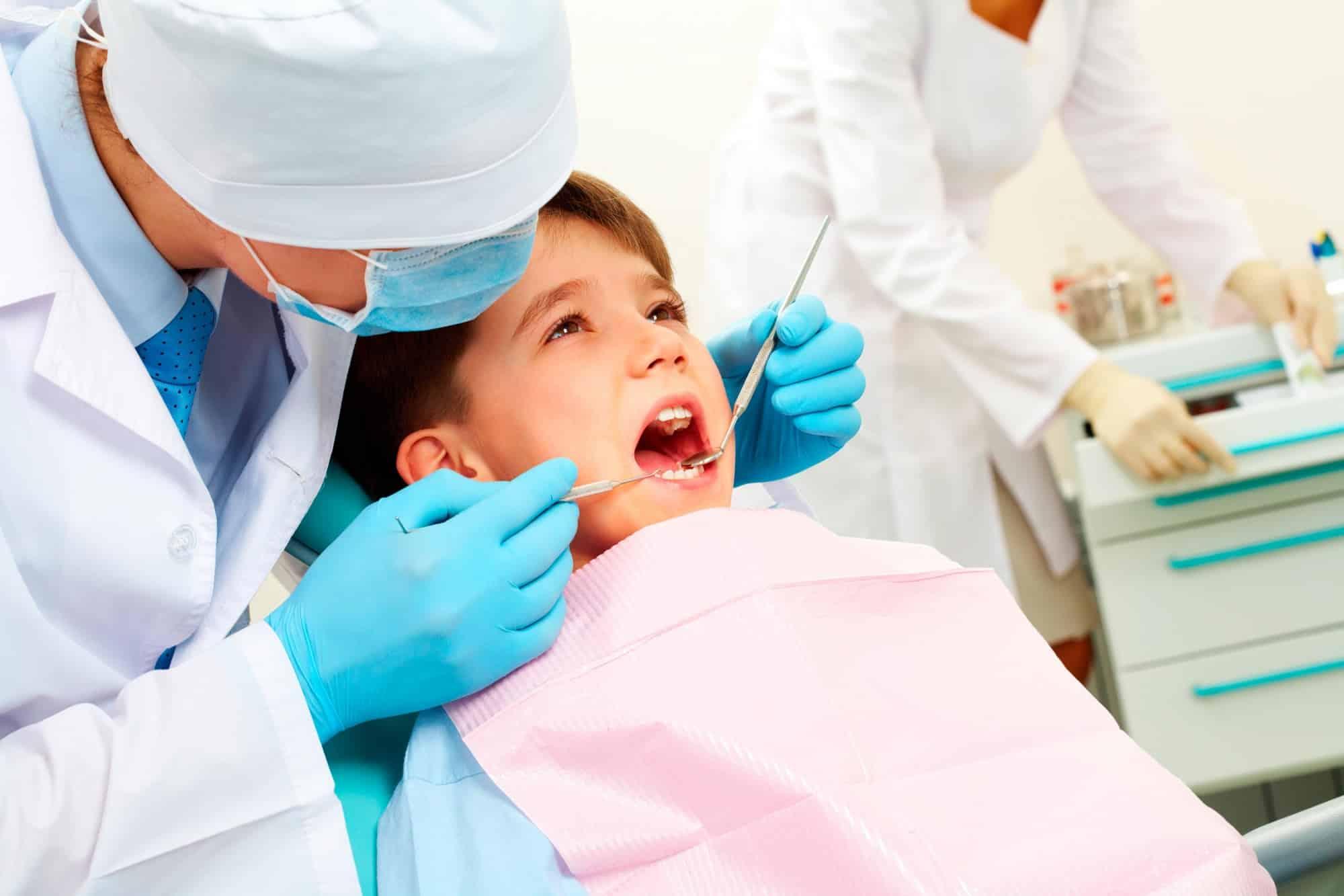 El seguro dental, indispensable para los más pequeños