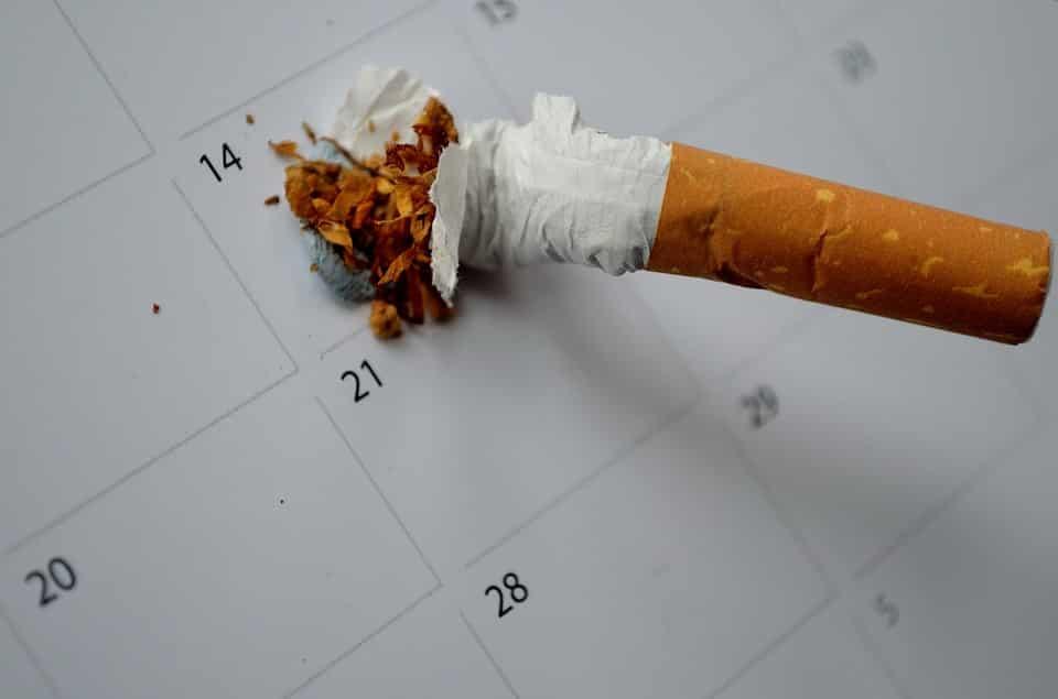 Salud como dejar fumar