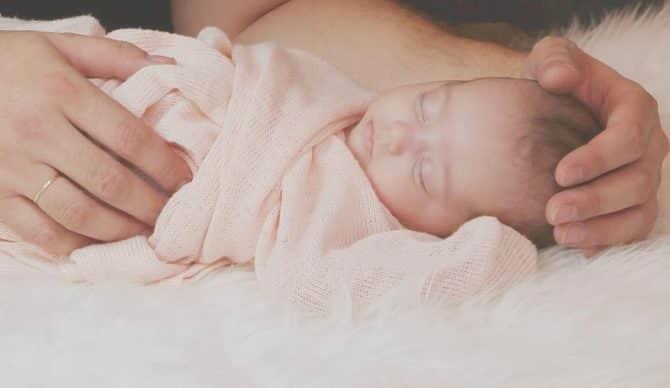 ¿Qué cosas necesita un bebé?