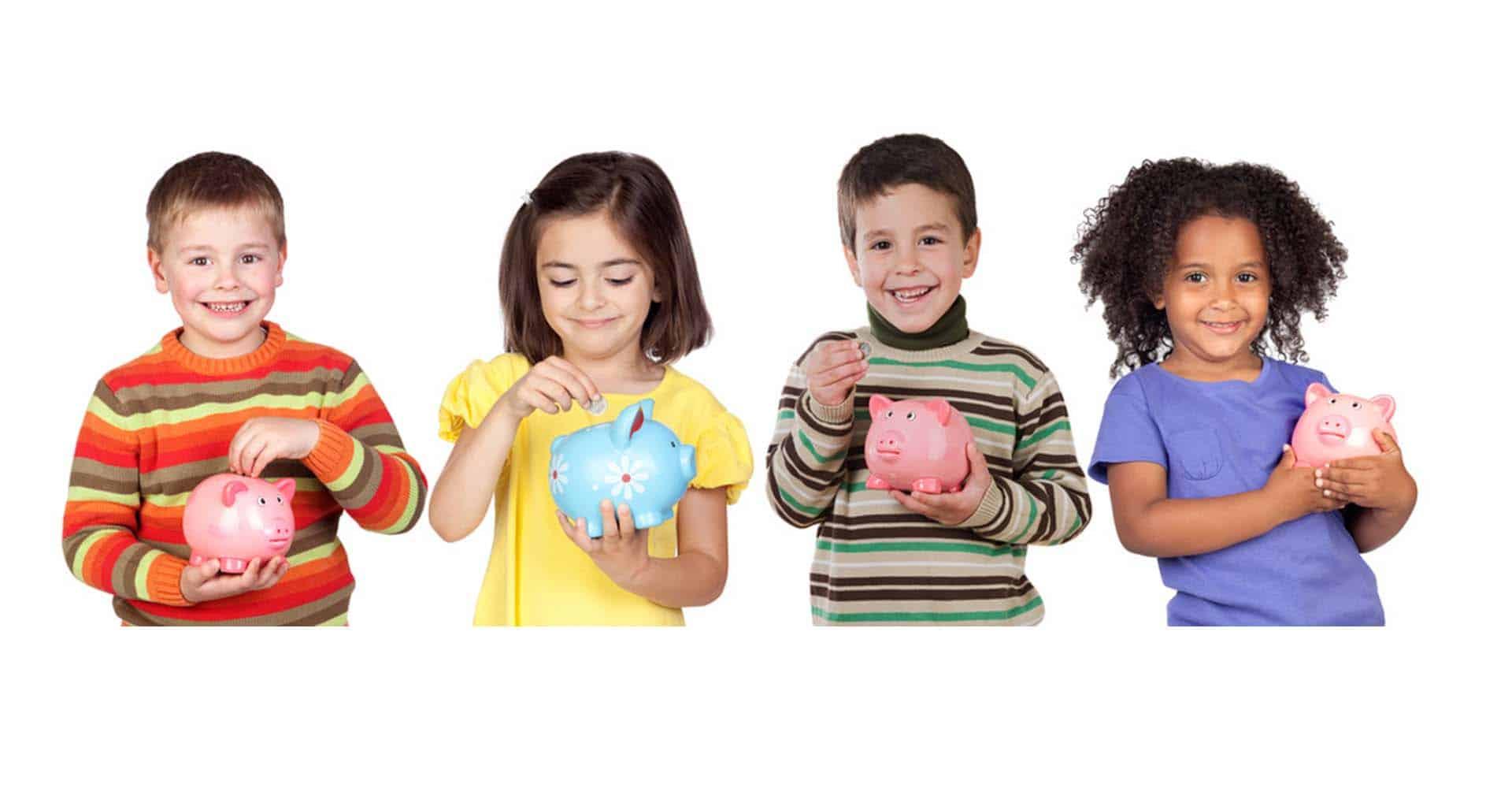 AEGON Ahorro - Formas divertidas de fomentar la cultura financiera en los niños