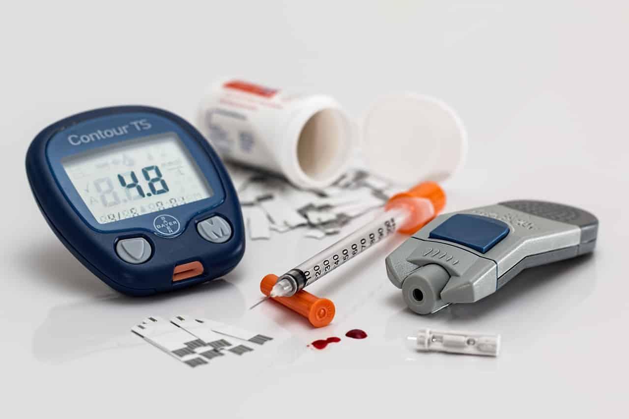 prueba de canal de enlace permanente para diabetes