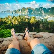 No usar chanclas turismo