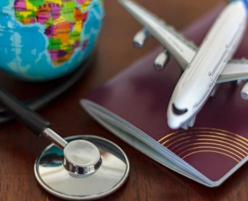 enfermedad viaje extranjero
