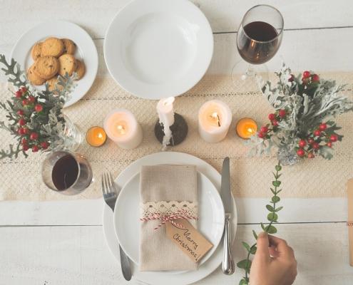ideas para comer sano en navidad