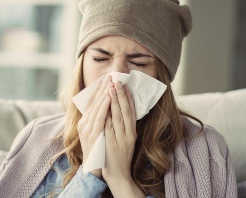 consejos para saber como curar un resfriado