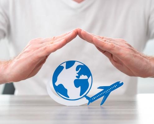 Seguro viajes internacionales