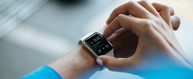 smartwatch como herramienta relacionada con el internet de las cosas