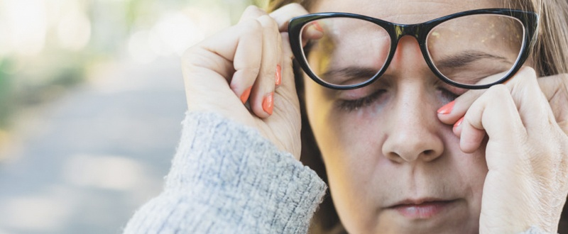 sintomas alergia primaveral ojos irritados