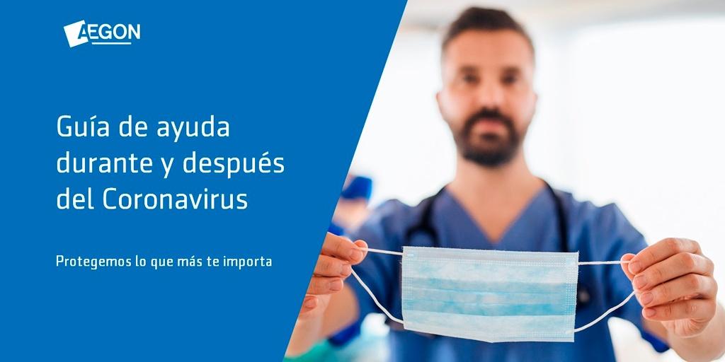 guía de ayuda coronavirus Aegon Seguros