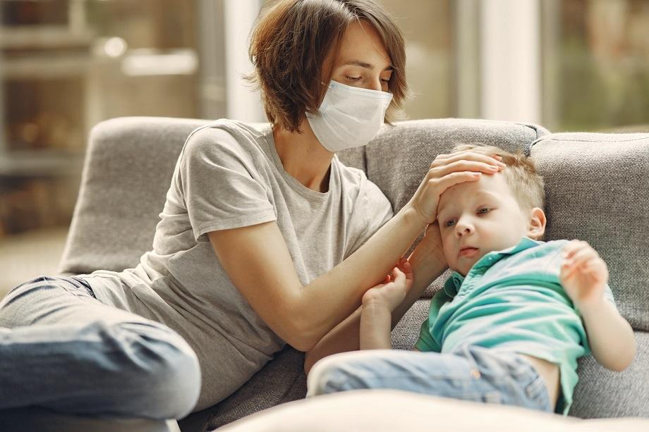 como afecta coronavirus niños