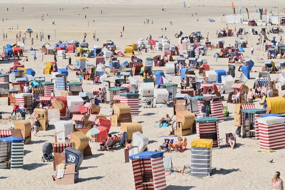 el coronavirus en verano puede verse afectado por la humedad