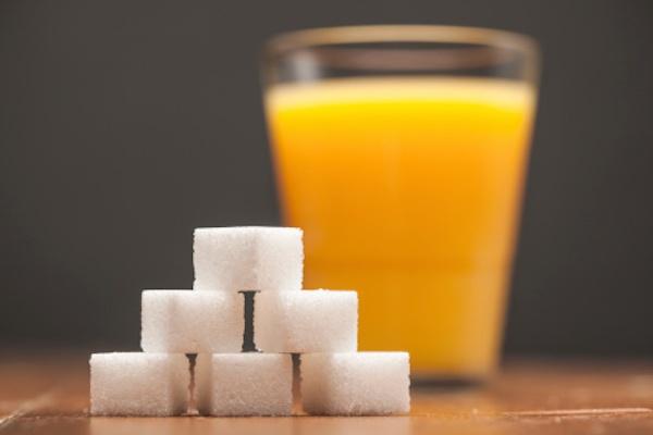 Detox y azucar