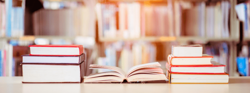 los libros se pueden reutilizar en la vuelta al cole