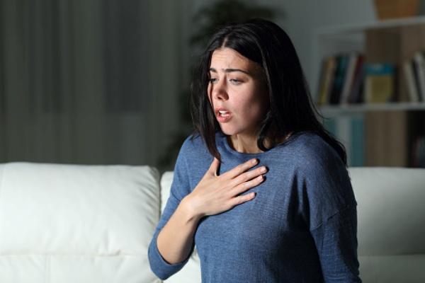 El coronavirus daña al pulmon de forma persistente