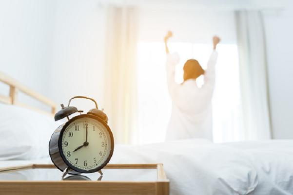 Procurar un descanso reparador es basico para comenzar a cuidarte