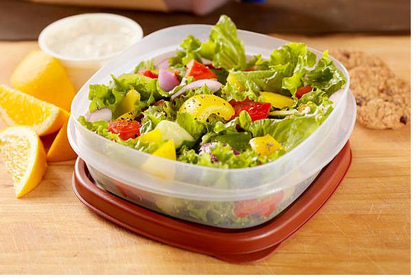 En tus comidas para llevar al trabajo los vegetales deben ser protagonistas