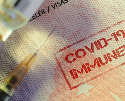 pasaporte de vacunacion