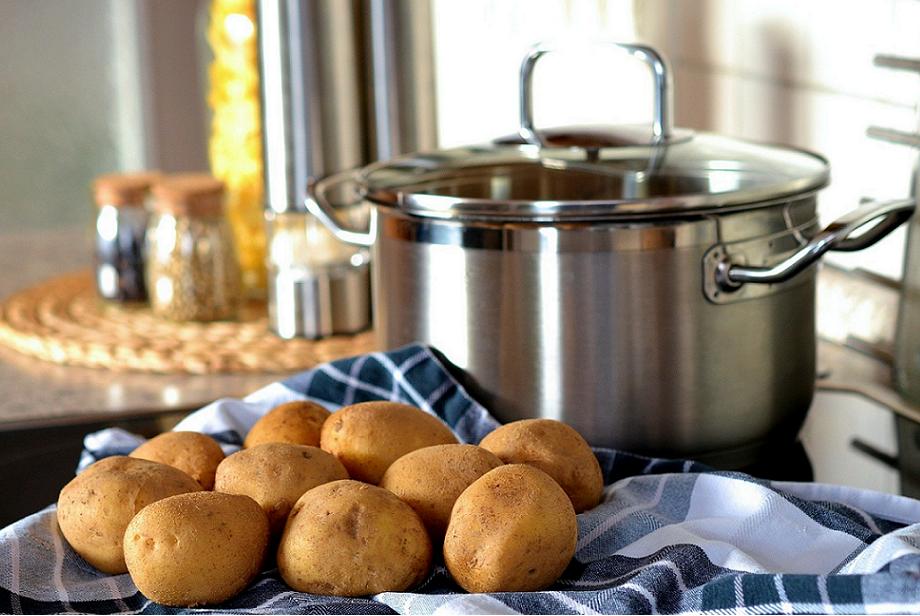 El punto de la patata es clave para la ensalada campera
