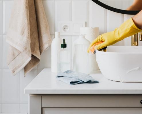vinagre para limpiar