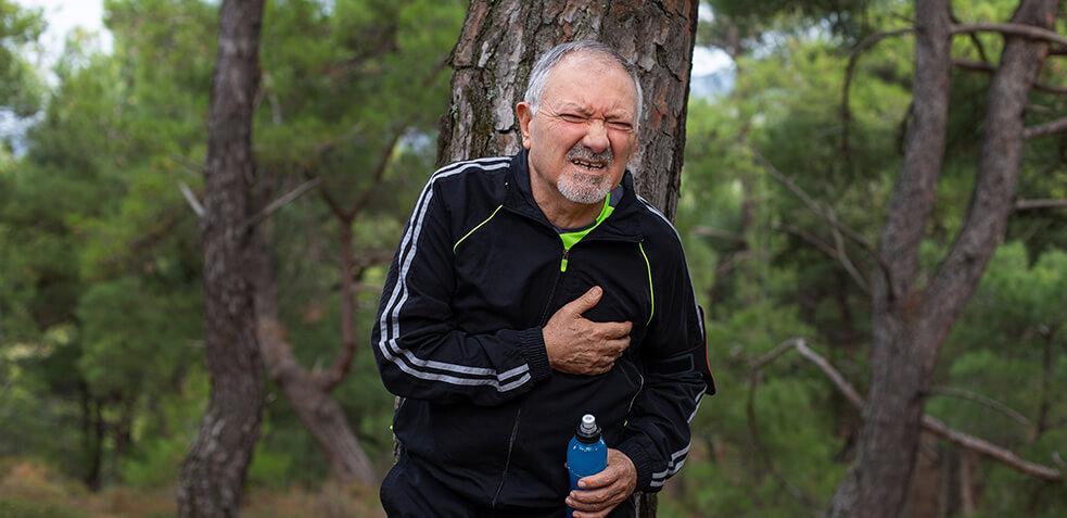 la actividad física es una causa para sufrir disnea